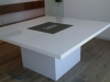 MEETING TABLE WITH PAINTED FINISH