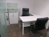 TABLE WITH SIDE RETURN-