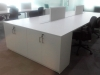 WORKSTATION WITH CABINET